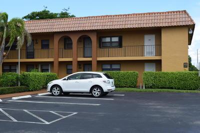 Leisureville, Palm Beach Leisureville Condo Contingent: 2041 Woolbright Road #H104