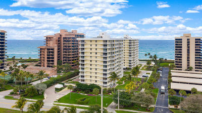 Juno Beach Condo For Sale: 500 Ocean Drive #W-2b