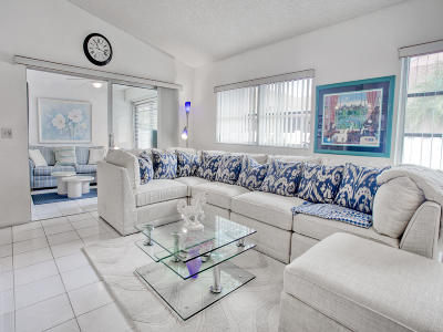 Boca Raton Single Family Home For Sale: 8143 Summerbreeze Lane