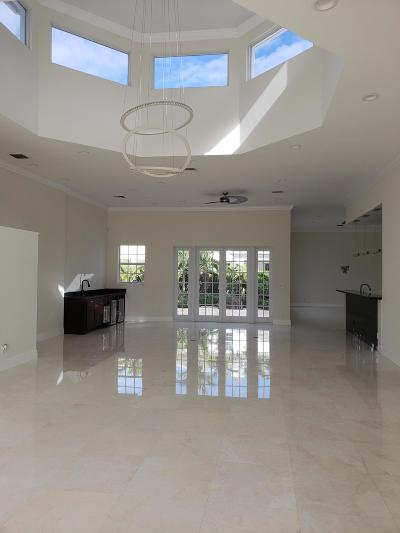 Boca Raton Single Family Home For Sale: 2156 Date Palm Road
