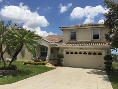 Boca Raton Single Family Home For Sale: 11256 Coral Key Drive
