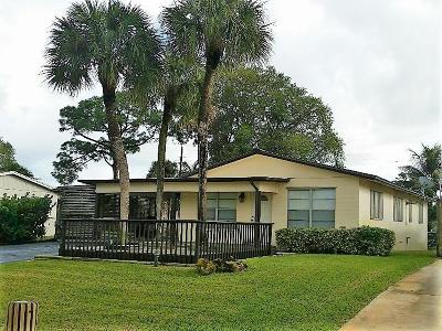 Delray Beach Single Family Home For Sale: 5170 Washington Road