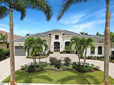 Delray Beach Single Family Home For Sale: 9601 Labelle Court