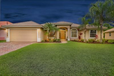 Port Saint Lucie Single Family Home For Sale: 308 SW Egret Landing(S)