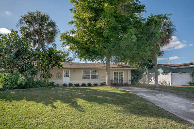 Palm Beach Gardens Single Family Home For Sale: 3852 Bluebell Street