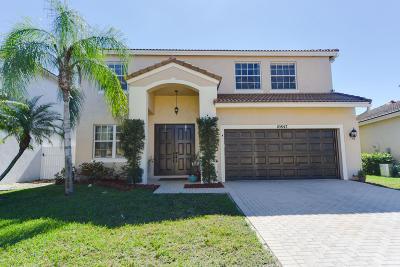 Wellington Single Family Home For Sale: 10847 Oak Bend Way