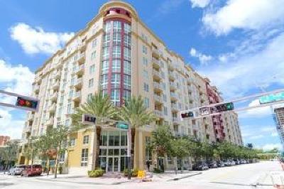 West Palm Beach Condo For Sale: 410 Evernia Street #708