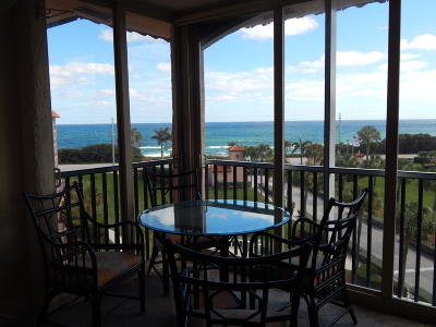 Boca Raton Condo For Sale: 2871 Ocean Boulevard #C519