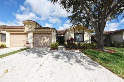 Boca Raton Condo For Sale: 8167 Whispering Palm Drive