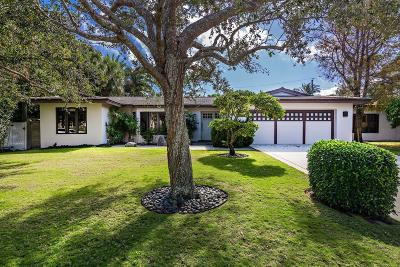 West Palm Beach Single Family Home For Sale: 116 Costello Road