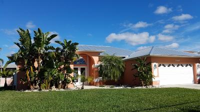 Port Saint Lucie Single Family Home For Sale: 250 SW Ridgecrest Drive