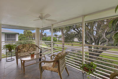 Tequesta Condo For Sale: 2 Garden Street #208m