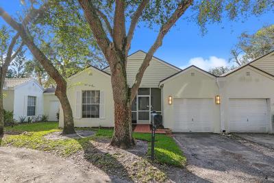 Boynton Beach Single Family Home For Sale: 7673 Forest Green Lane