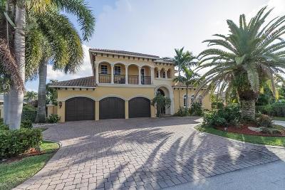 Boca Raton Single Family Home For Sale: 828 Forsyth Street