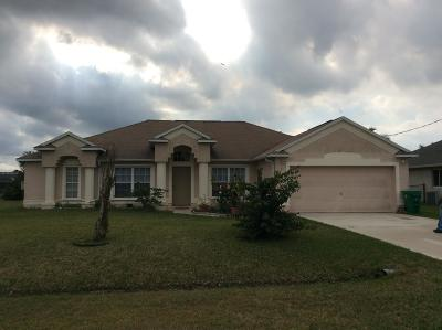 Single Family Home For Sale: 5822 NW Cullom Circle