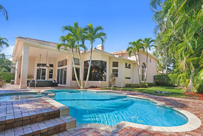 Delray Beach FL Single Family Home For Sale: $1,049,000