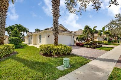 Wellington Single Family Home For Sale: 3052 Verdmont Lane