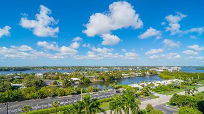Palm Beach Condo For Sale: 2295 S Ocean Boulevard #911
