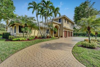 Boca Raton Single Family Home For Sale: 3840 Saint James Way