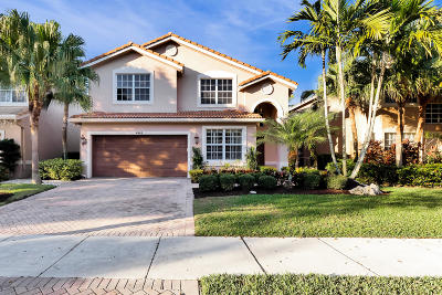Delray Beach Single Family Home For Sale: 4843 S Classical Boulevard