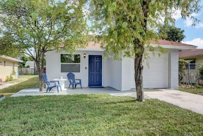 Delray Beach Single Family Home For Sale: 325 SW 4th Avenue