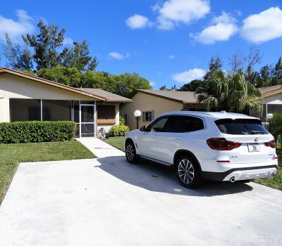 Delray Beach Single Family Home For Sale: 14556 Lucy Drive