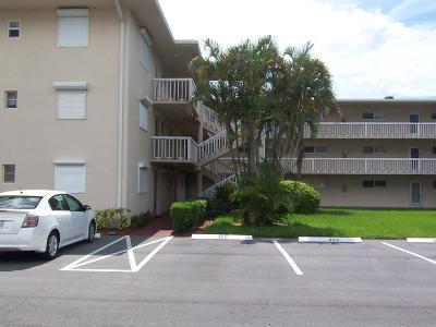 Lake Worth Condo For Sale: 2856 Garden Drive S #106