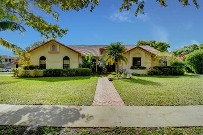 Boca Raton Single Family Home For Sale: 2574 NW 29th Drive Drive