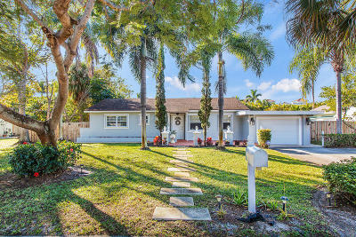 Palm Beach Gardens Single Family Home For Sale: 11115 Monet Terrace