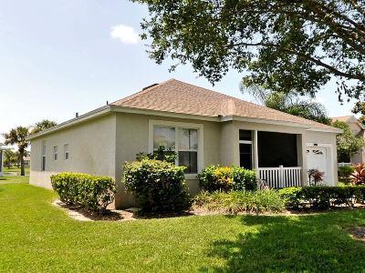 Saint Lucie West Single Family Home For Sale: 542 NW Portofino Lane