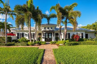 Delray Beach Single Family Home For Sale: 1215 Crestwood Drive