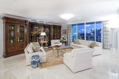 Townsend Place Condo For Sale: 550 SE Mizner Boulevard #B808