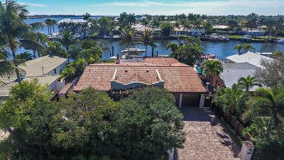 West Palm Beach Single Family Home For Sale: 110 Arlington Place