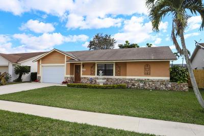 Boca Raton Single Family Home For Sale: 23090 SW 53rd Avenue