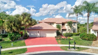 Boca Raton Single Family Home For Sale: 23102 L Ermitage Circle