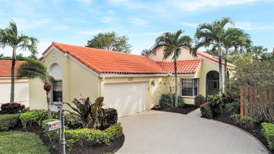 Palm Beach Gardens FL Single Family Home Contingent: $368,900