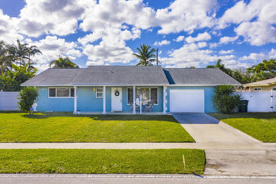 Boca Raton Single Family Home For Sale: 71 SW 9th Avenue