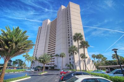 West Palm Beach Rental For Rent: 5200 Flagler Drive #206