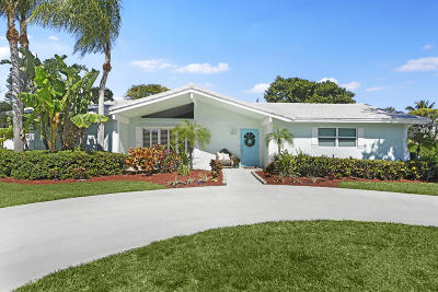 Boca Raton Single Family Home For Sale: 1201 SW 21st Street