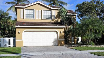 Margate Single Family Home For Sale: 2880 E Sable Cir Circle