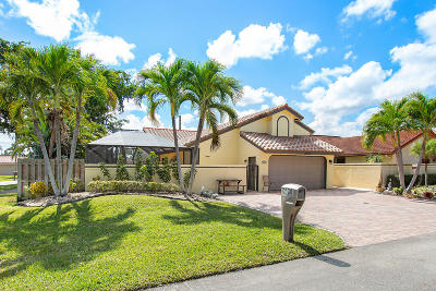 Delray Beach Single Family Home For Sale: 2130 NW 14th Street