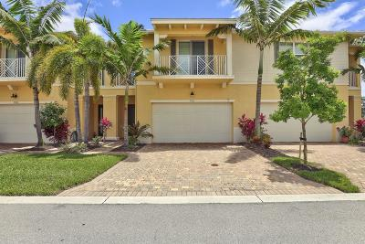 Palm Beach Gardens Townhouse For Sale: 3116 Yorkshire Lane
