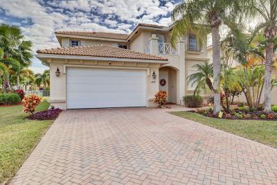 West Palm Beach Single Family Home For Sale: 6678 Traveler Road