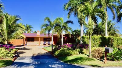 Delray Beach Single Family Home For Sale: 263 NE 17th Street