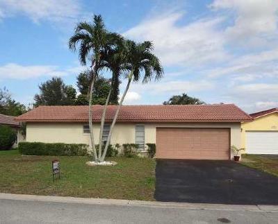 Coral Springs Single Family Home Contingent: 1277 NW 87 Avenue