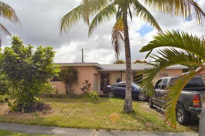 Sunrise Single Family Home For Sale: 8510 NW 24th Street