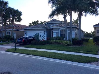 Lake Worth Single Family Home For Sale: 6647 Via Dante