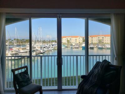Fort Pierce Condo For Sale: 14 Harbour Isle Drive W #205
