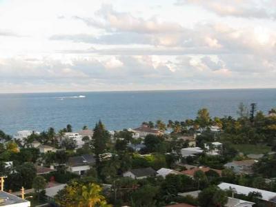 Fort Lauderdale Rental For Rent: 3015 Ocean Boulevard #14j