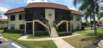 Lake Worth FL Condo For Sale: $119,000